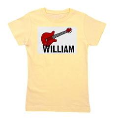 guitar_william.jpg Girl's Tee