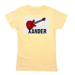 guitar_xander.jpg Girl's Tee