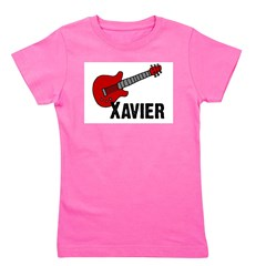 guitar_xavier.png Girl's Tee