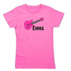 guitar_emma_pink.png Girl's Tee