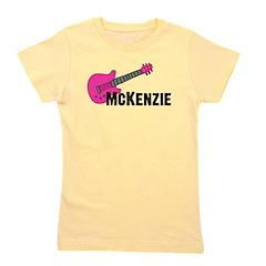 guitar_mckenzie_pink.png Girl's Tee