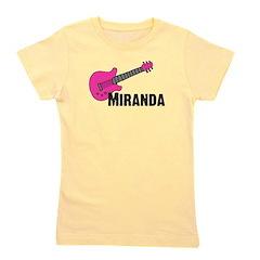 guitar_miranda_pink.png Girl's Tee