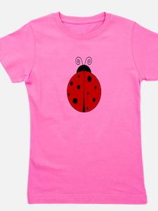 ladybug_png.png Girl's Tee