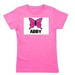 butterfly_ABBY.jpg Girl's Tee