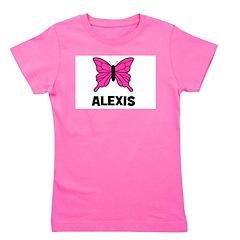 butterfly_ALEXIS.jpg Girl's Tee