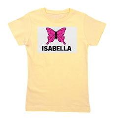 butterfly_ISABELLA.jpg Girl's Tee