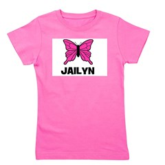 butterfly_JAILYN.jpg Girl's Tee