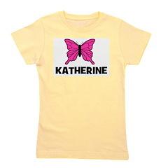 butterfly_KATHERINE.jpg Girl's Tee