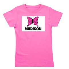 butterfly_MADISON.jpg Girl's Tee