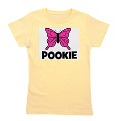 butterfly_POOKIE.jpg Girl's Tee