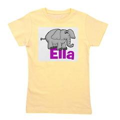 elephant_ella.jpg Girl's Tee