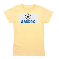 soccer_sandro.png Girl's Tee