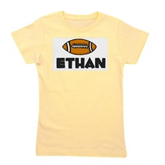 footballethanblack.jpg Girl's Tee