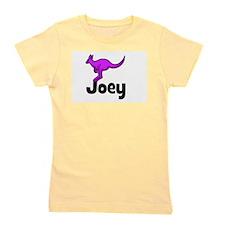 kangaroo_purple_JOEY.png Girl's Tee