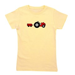 tractor_TR.png Girl's Tee