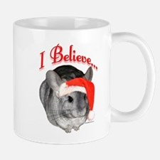 Chin I Believe (gray) Mug