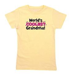 worldscoolestgrandma.png Girl's Tee