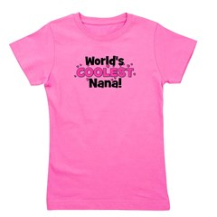 worldscoolestnana.png Girl's Tee