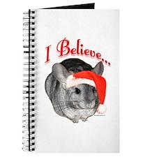 Chin I Believe (gray) Journal