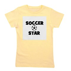 soccerstar.png Girl's Tee