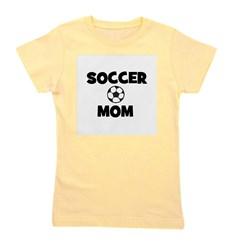 soccermom.png Girl's Tee