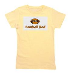 footballdad.png Girl's Tee