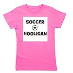 soccerhooligan.png Girl's Tee