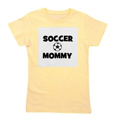soccermommy.png Girl's Tee