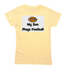 sonplaysfootball.png Girl's Tee