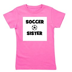 soccersister.png Girl's Tee