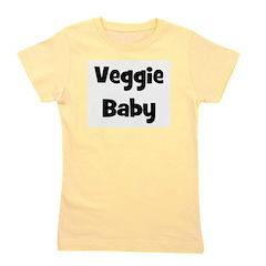 veggiebaby_black.png Girl's Tee