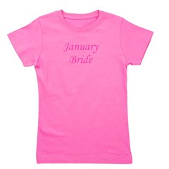 januarybride_TR.png Girl's Tee