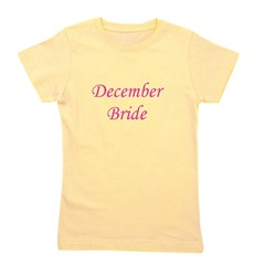 decemberbride2_TR.png Girl's Tee