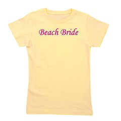 beachbride_TR.png Girl's Tee