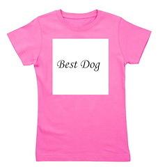 bestdog_black.png Girl's Tee