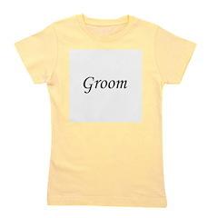 groom_black.png Girl's Tee