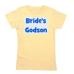 bridesgodson_blue.png Girl's Tee