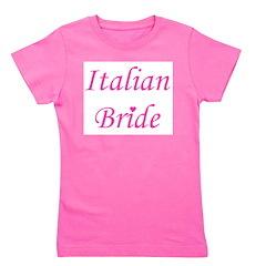 italianbride.png Girl's Tee