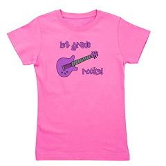 1stgraderocks_purple.png Girl's Tee