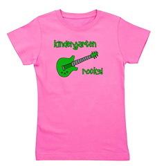 kindergartenrocks_red.png Girl's Tee
