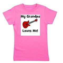 guitar_mygrandpaovesme.jpg Girl's Tee