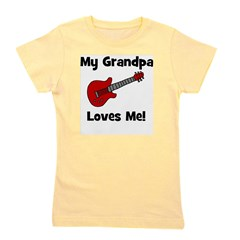 guitar_mygrandpaovesme.jpg Girl's Tee