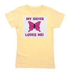 butterfly_mysisterlovesme.jpg Girl's Tee