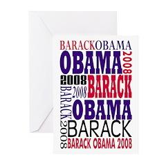 Barack Obama Greeting Cards (6)