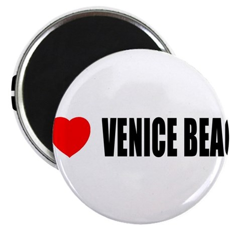 I Love Venice Beach, Californ Magnet