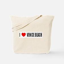 I Love Venice Beach, Californ Tote Bag