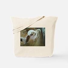 Sick Dog Tote Bag