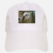 Sick Dog Baseball Baseball Cap