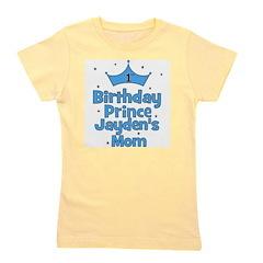 birthdayprince_1st_JaydensMom.png Girl's Tee