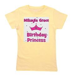 birthdayprincess_1st_mikaylagrace.png Girl's Tee